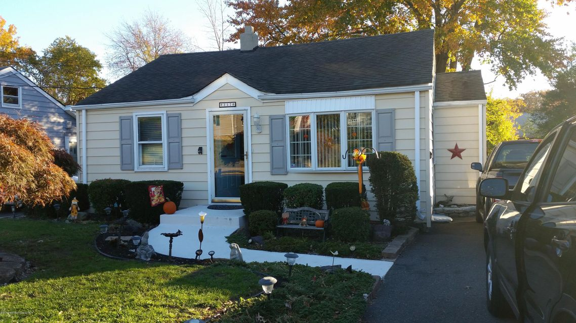 Single Family Home for Sale at 327 Sylvania Avenue Neptune City, New Jersey 07753 United States