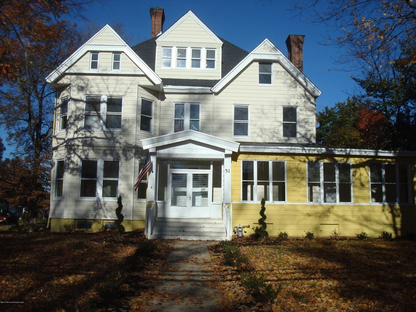 Commercial for Sale at 51 Broad Street Freehold, 07728 United States