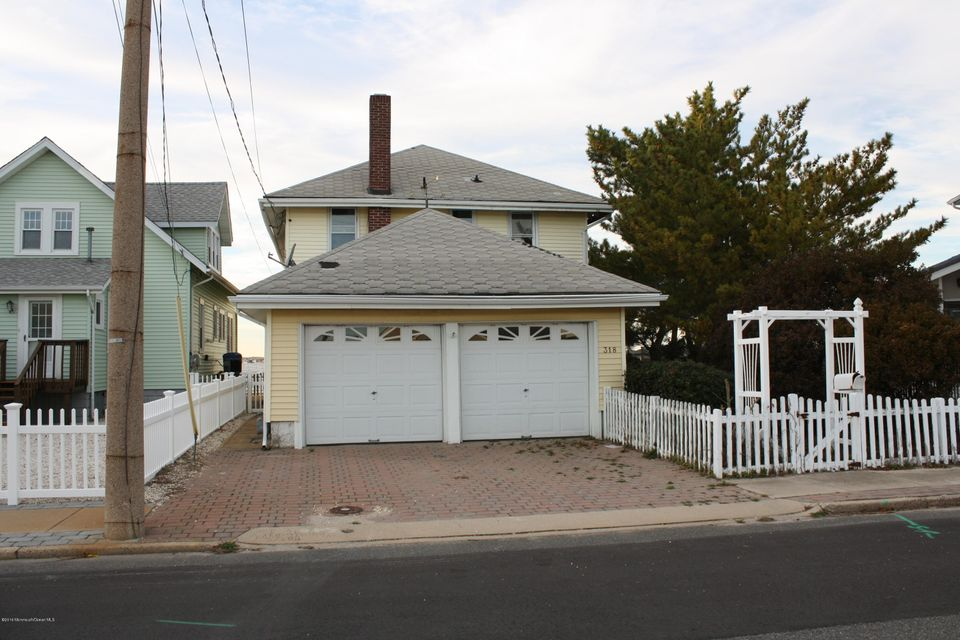 Single Family Home for Sale at 318 Sunset Drive Seaside Heights, New Jersey 08751 United States