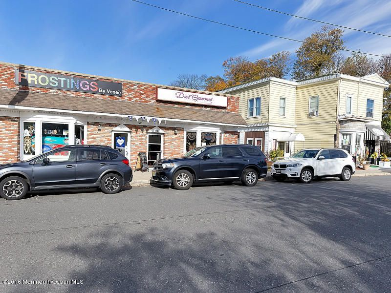 Commercial for Sale at 161 Lincoln Avenue Long Branch, New Jersey 07740 United States