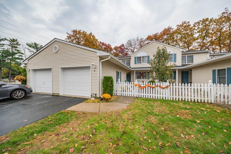 共管式独立产权公寓 为 销售 在 2 Cherrywood Circle 布里克, 新泽西州 08724 美国