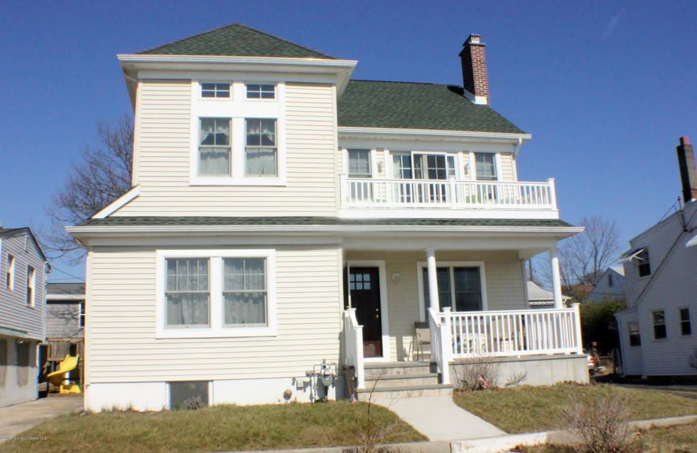 408 Burlington Avenue, Bradley Beach, NJ 07720
