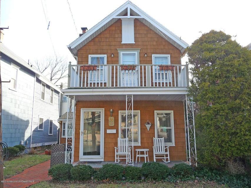 Casa Unifamiliar por un Alquiler en 56 Embury Avenue Ocean Grove, Nueva Jersey 07756 Estados Unidos