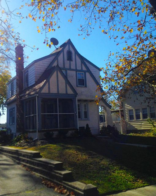 Single Family Home for Sale at 21 Boston Road Neptune City, 07753 United States