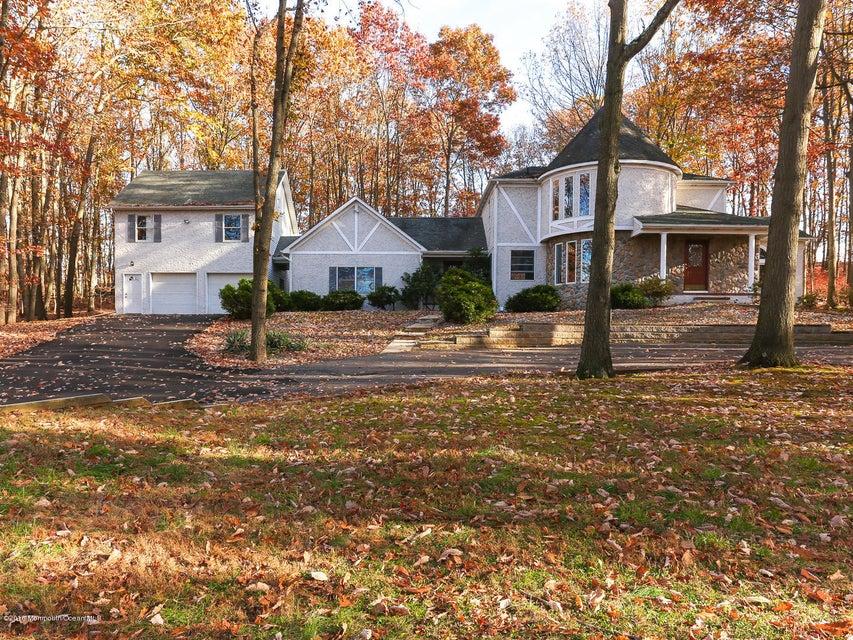 独户住宅 为 销售 在 105 Agress Road Clarksburg, 新泽西州 08510 美国
