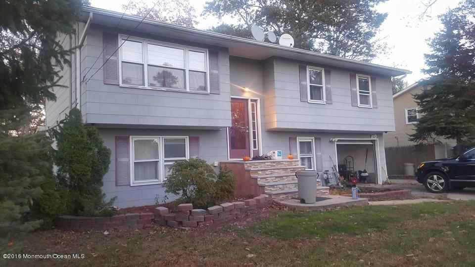 Maison unifamiliale pour l Vente à 206 Boox Street Forked River, New Jersey 08731 États-Unis
