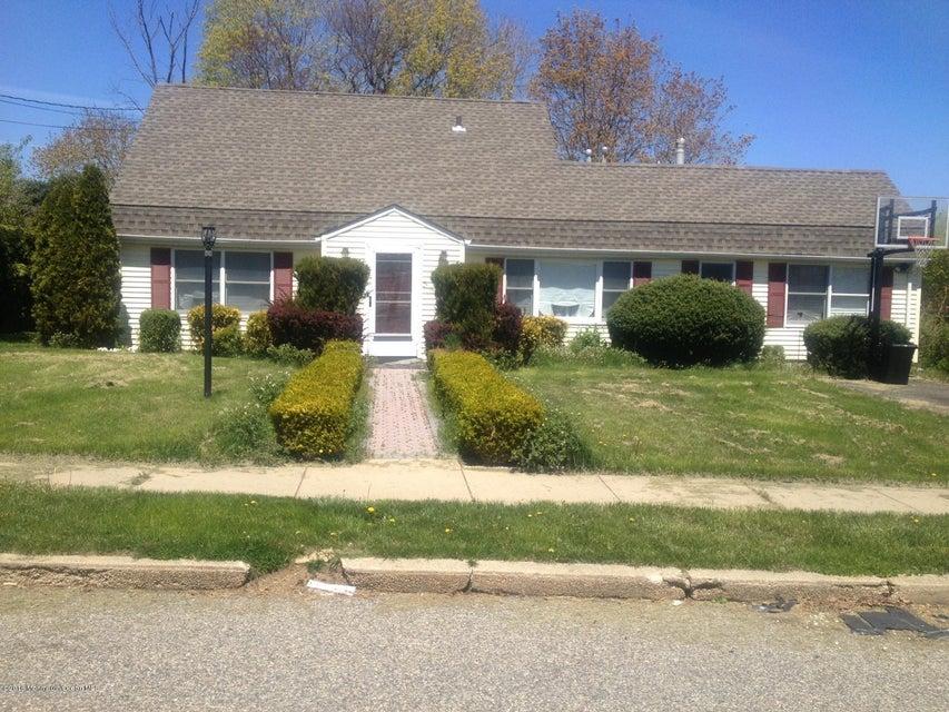 Casa Unifamiliar por un Alquiler en 191 Norgrove Avenue Long Branch, Nueva Jersey 07740 Estados Unidos