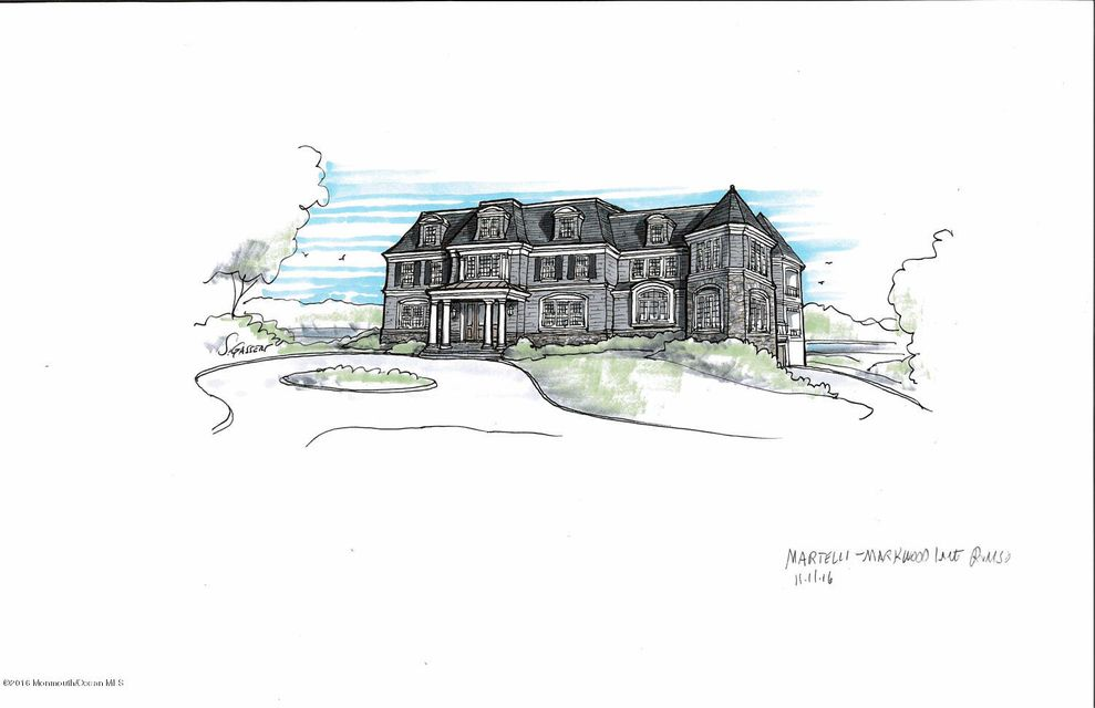 Single Family Home for Sale at 2 Markwood Lane Rumson, New Jersey 07760 United States