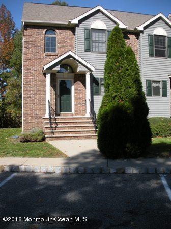 Condominium for Rent at 71 Agostina Drive Holmdel, 07733 United States