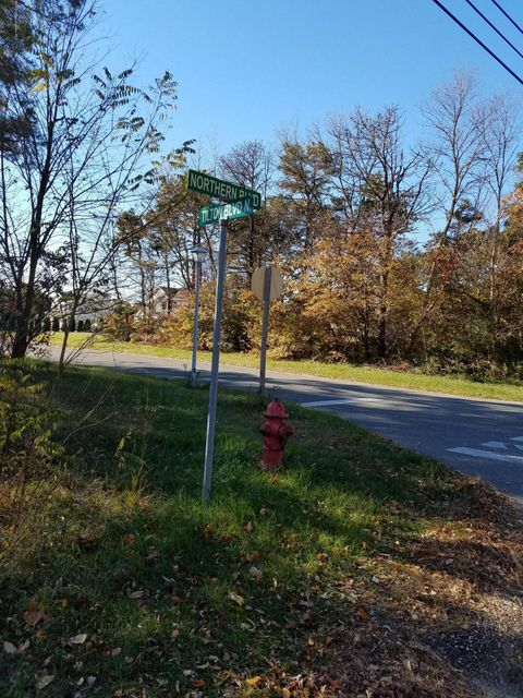 Land for Sale at Tilton Boulevard Bayville, New Jersey 08721 United States