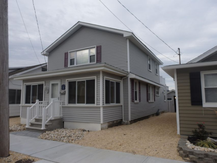Single Family Home for Rent at 268 N Street Seaside Park, New Jersey 08752 United States