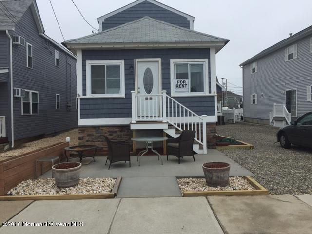 Single Family Home for Rent at 68 Decatur Avenue Seaside Park, 08752 United States