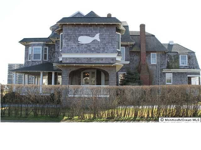 Single Family Home for Sale at 58 Ocean Avenue Monmouth Beach, New Jersey 07750 United States