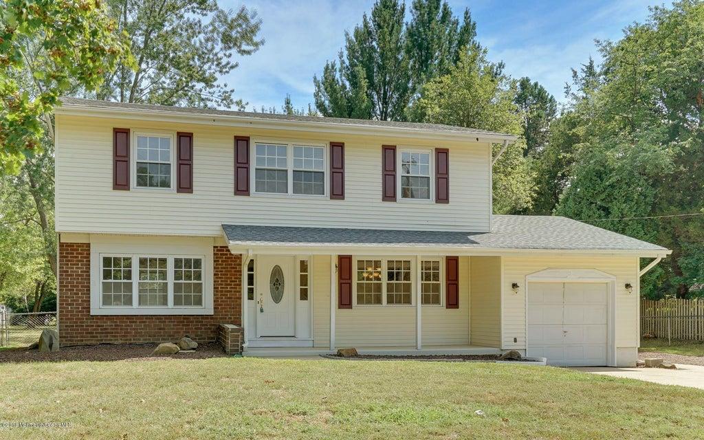 独户住宅 为 销售 在 1061 Bennetts Mills Road 杰克逊, 新泽西州 08527 美国