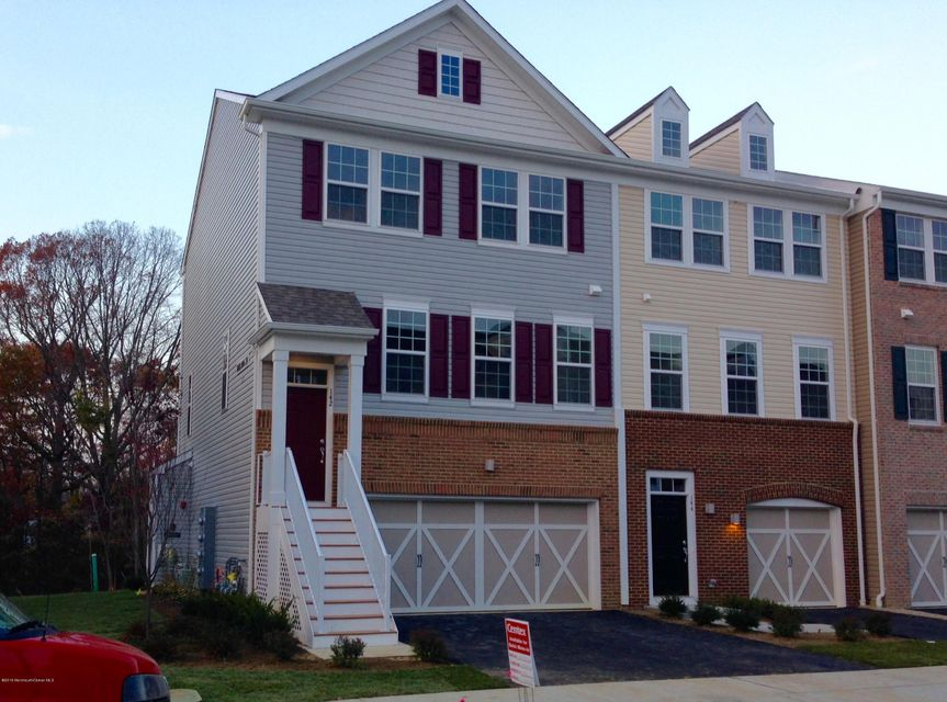Condominium for Sale at 142 Waypoint Drive Eatontown, 07724 United States