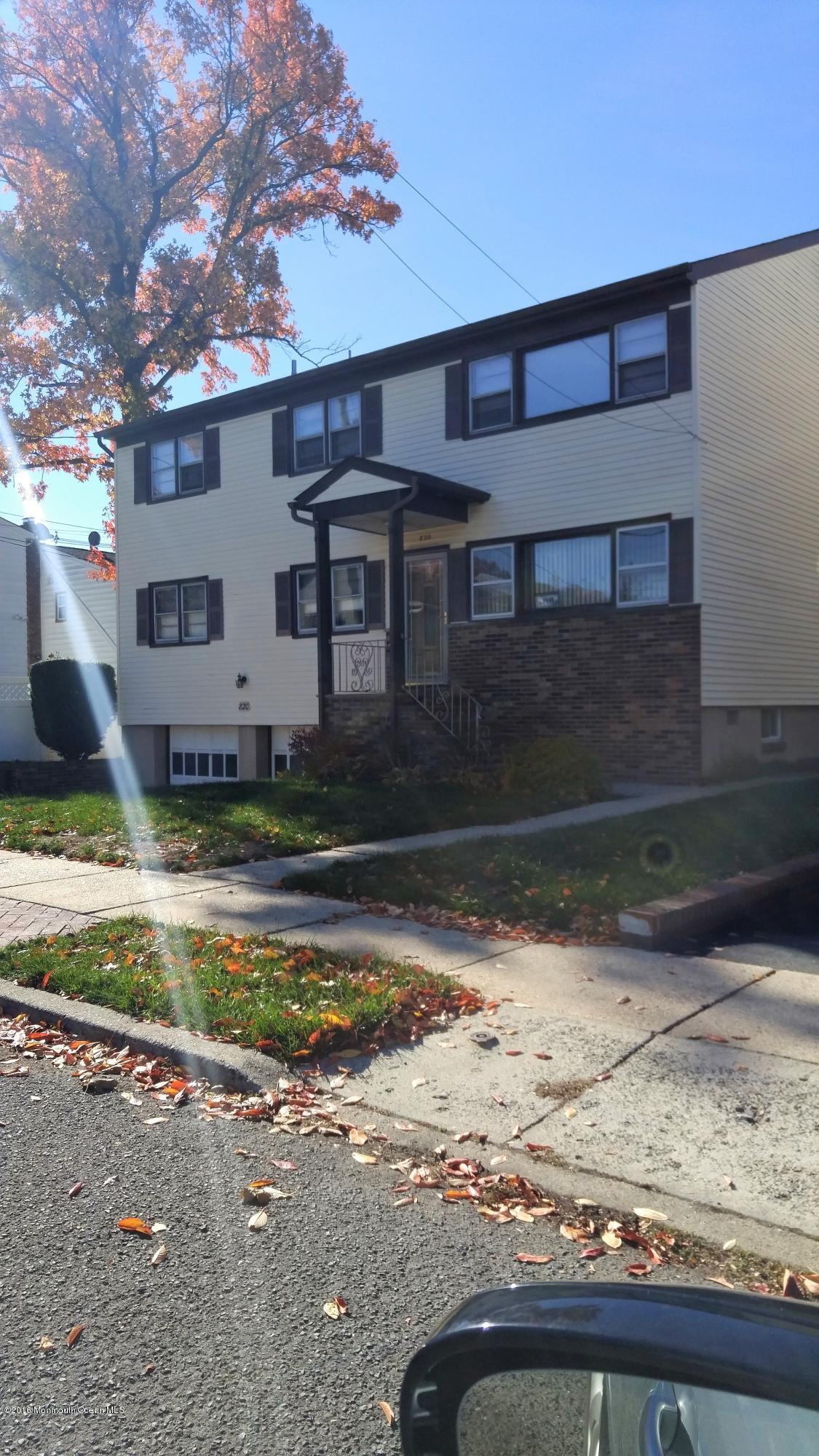 Maison avec plusieurs logements pour l Vente à 820 Dewey Street Union, New Jersey 07083 États-Unis