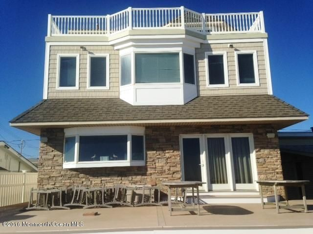 Single Family Home for Rent at 3152 Ocean Road Lavallette, New Jersey 08735 United States