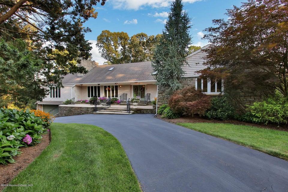 独户住宅 为 销售 在 3 Cedar Drive 汤姆斯河, 新泽西州 08753 美国