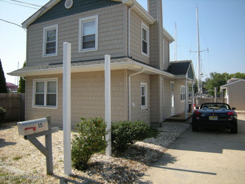Single Family Home for Rent at 15 Bay Avenue Forked River, New Jersey 08731 United States