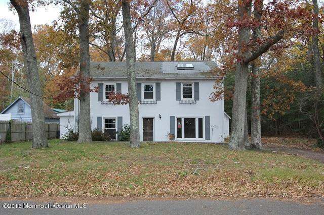Maison unifamiliale pour l Vente à 135 Eugene Furey Boulevard Bayville, New Jersey 08721 États-Unis