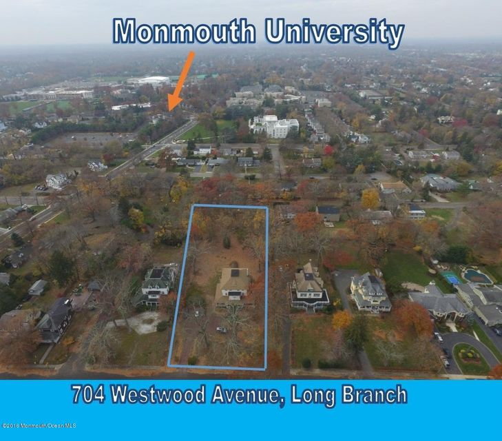 Land for Sale at 704 Westwood Avenue Long Branch, 07740 United States
