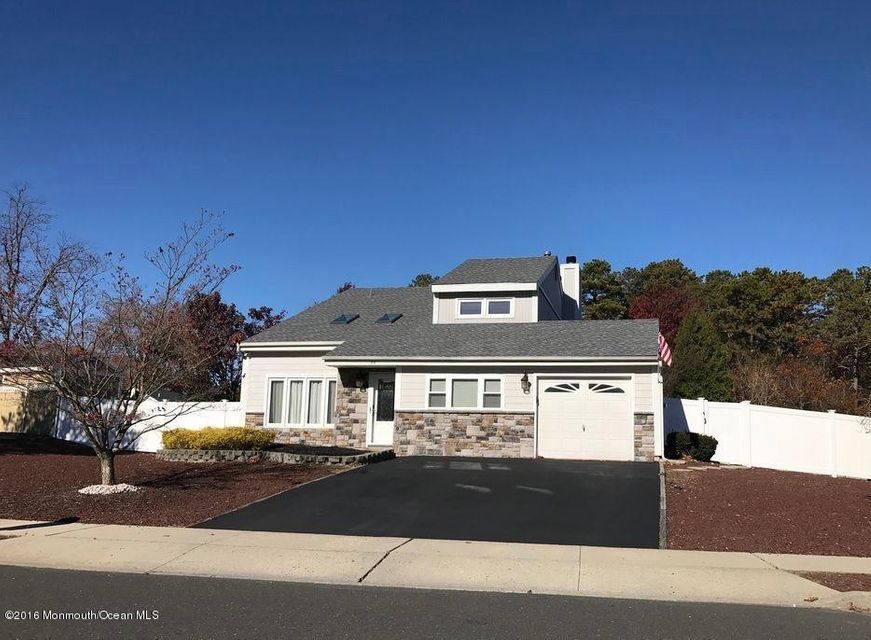 Single Family Home for Sale at 96 Oak Glen Road Toms River, New Jersey 08753 United States