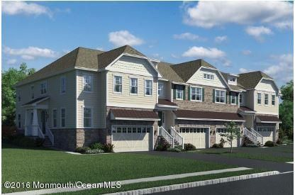 Condominium for Sale at 16 Eckert Drive Lincroft, New Jersey 07738 United States