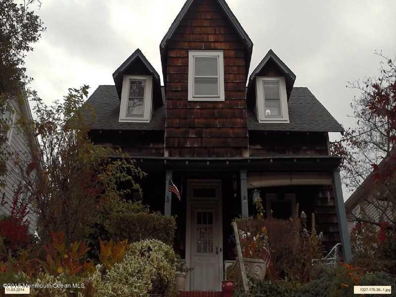 Maison unifamiliale pour l Vente à 95 Norwood Avenue Long Branch, New Jersey 07740 États-Unis