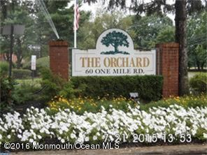 Condominium for Sale at 123 The Orchards Of Windsor East Windsor, New Jersey 08520 United States