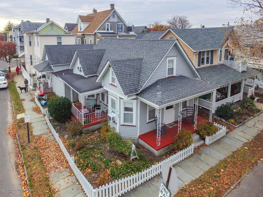 多户住宅 为 销售 在 80 Webb Avenue Ocean Grove, 新泽西州 07756 美国