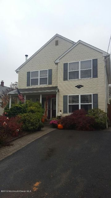 Single Family Home for Sale at 1107 Saint John Street Manville, New Jersey 08835 United States