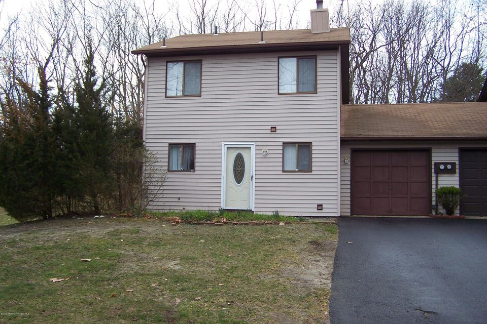 Condominium for Rent at 5 Swan Road Howell, 07731 United States