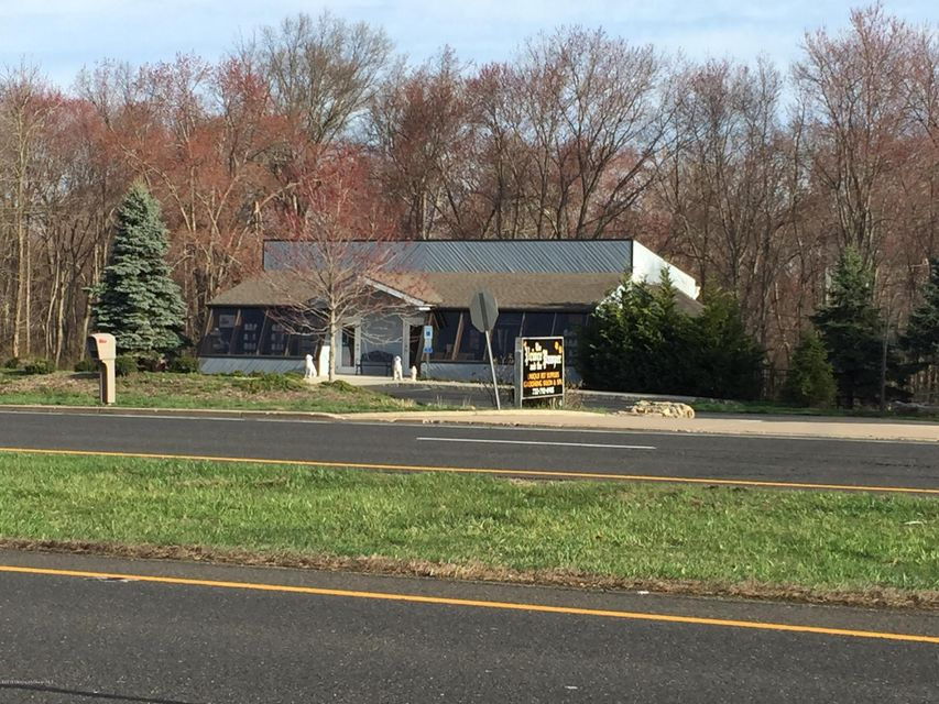 Commercial for Sale at 202 State Route 33 Manalapan, New Jersey 07726 United States