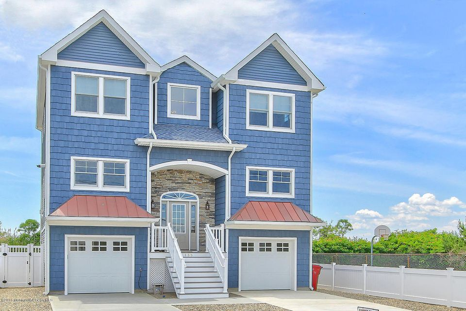 Single Family Home for Sale at 212 23rd Avenue South Seaside Park, 08752 United States