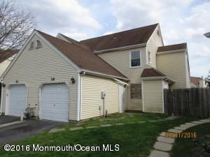Condominium for Sale at 14 Hawthorne Court Freehold, New Jersey 07728 United States