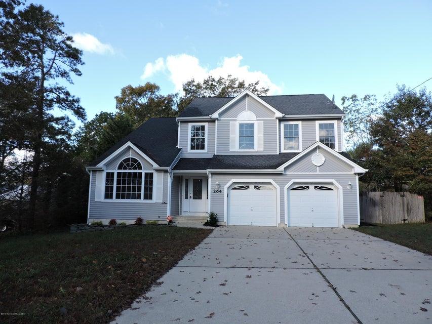 独户住宅 为 销售 在 264 Tackle Avenue Manahawkin, 新泽西州 08050 美国