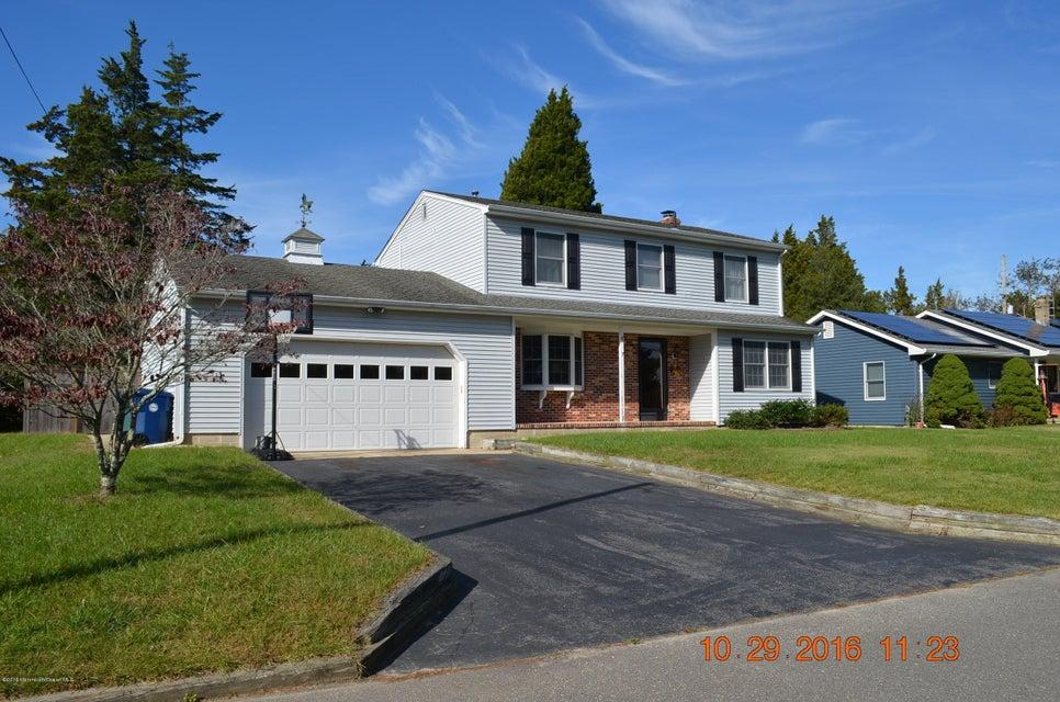 Maison unifamiliale pour l Vente à 7 Mayflower Drive Little Egg Harbor, New Jersey 08087 États-Unis