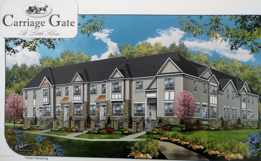 Condominium for Sale at 24 Carriage Gate Drive Little Silver, New Jersey 07739 United States