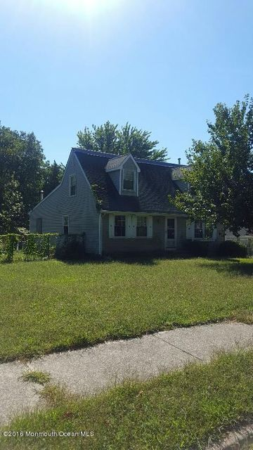 Single Family Home for Sale at 1709 Mohawk Drive Toms River, New Jersey 08753 United States