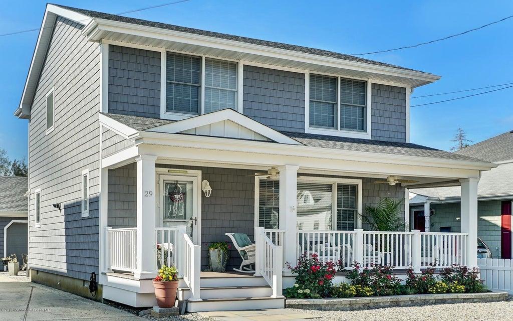 Casa Unifamiliar por un Venta en 29 6th Avenue Seaside Park, Nueva Jersey 08752 Estados Unidos