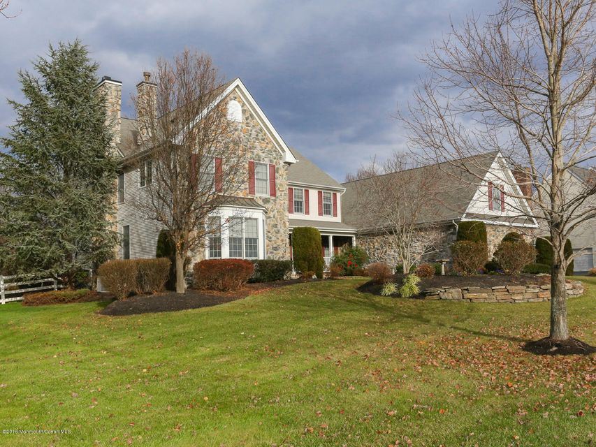 Additional photo for property listing at 4 Barley Court  Plainsboro, New Jersey 08536 États-Unis