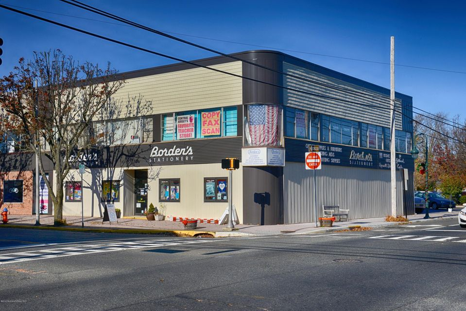 Commercial for Sale at 601 Arnold Avenue Point Pleasant Beach, New Jersey 08742 United States