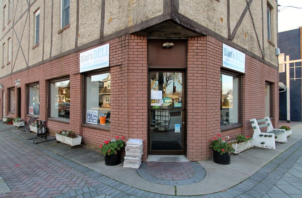 Commercial for Sale at 222 Main Street Avon By The Sea, New Jersey 07717 United States