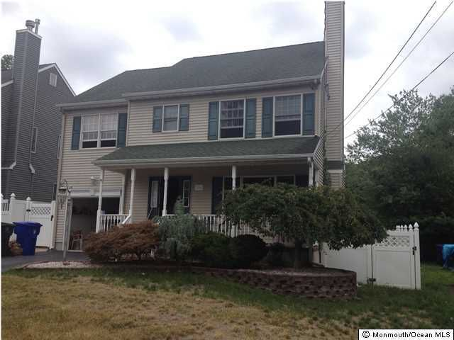 Single Family Home for Sale at 106 Keats Avenue Toms River, New Jersey 08753 United States