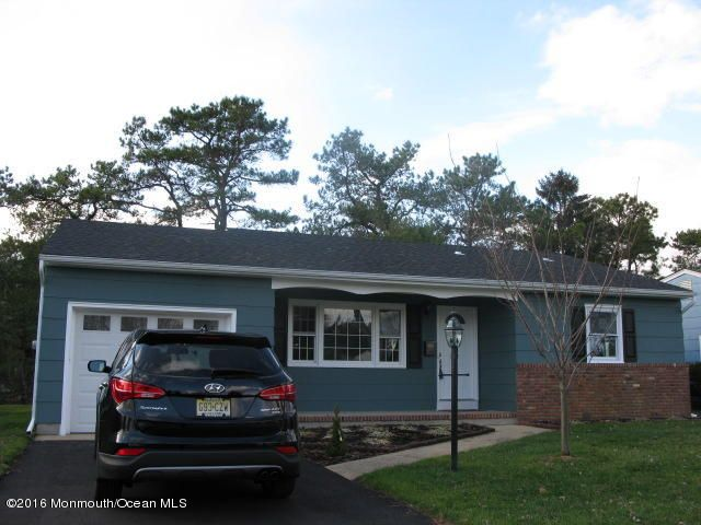 Single Family Home for Sale at 16 York Street Toms River, New Jersey 08757 United States