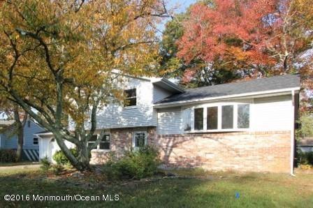 Casa Unifamiliar por un Venta en 510 Kadlubeck Way Little Egg Harbor, Nueva Jersey 08087 Estados Unidos