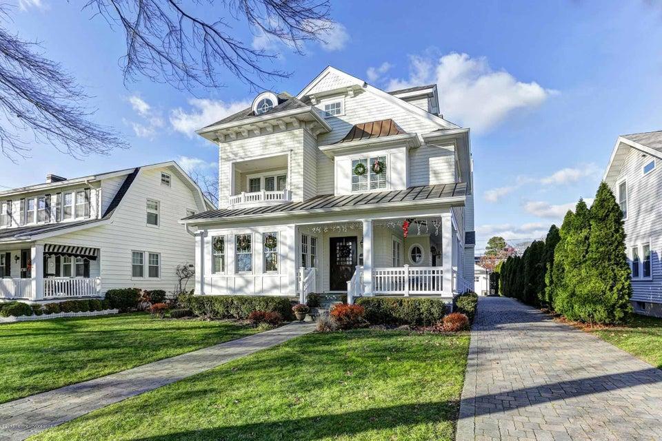 Maison unifamiliale pour l à louer à 420 Tuttle Avenue Spring Lake, New Jersey 07762 États-Unis