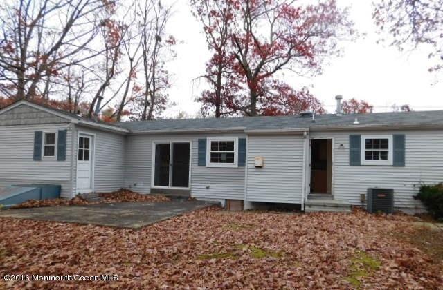 Casa Unifamiliar por un Venta en 2755 Ridgeway Road Manchester, Nueva Jersey 08759 Estados Unidos
