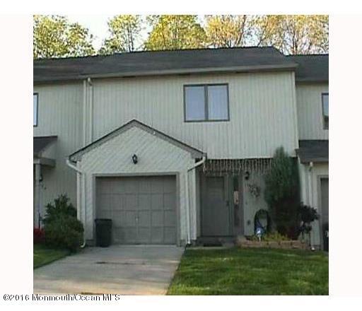 Condominium for Rent at 134 Redpine Loop Old Bridge, New Jersey 08857 United States