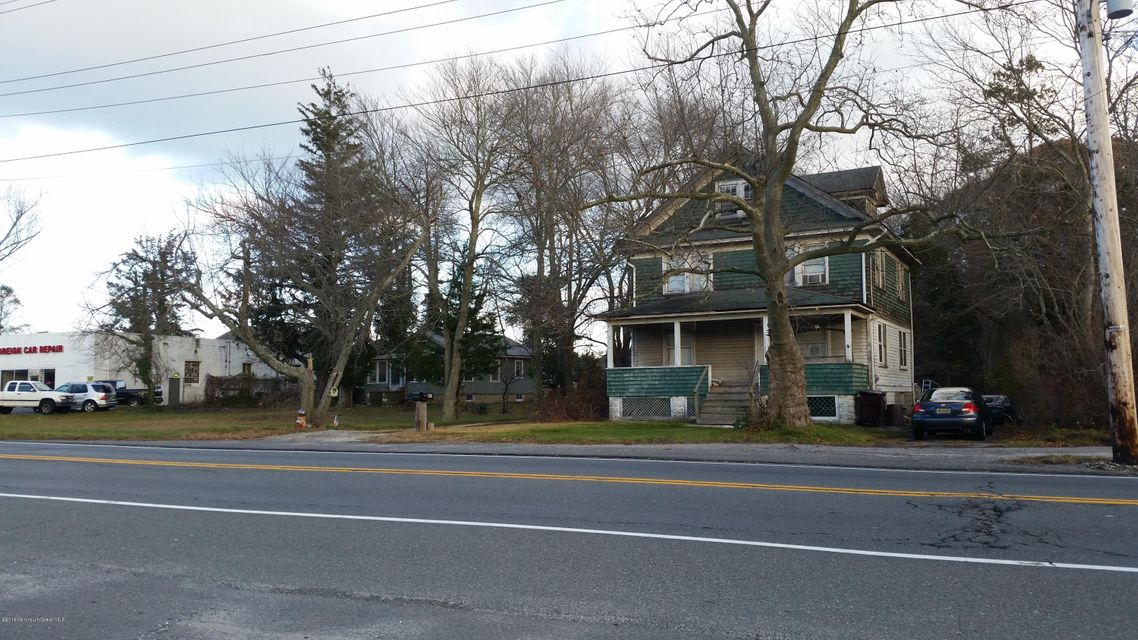 独户住宅 为 销售 在 607 Route 9 贝维尔, 08721 美国